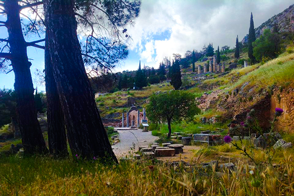greek tours delphi